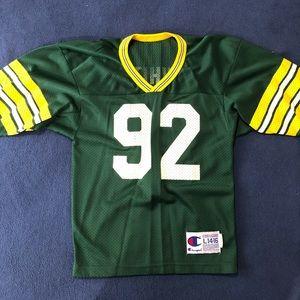 Champion Reggie White Green Bay Packers Jersey